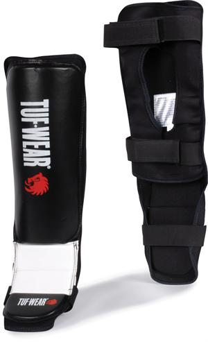 Tuf-Wear Mma Grappling Shin/Instep Guards